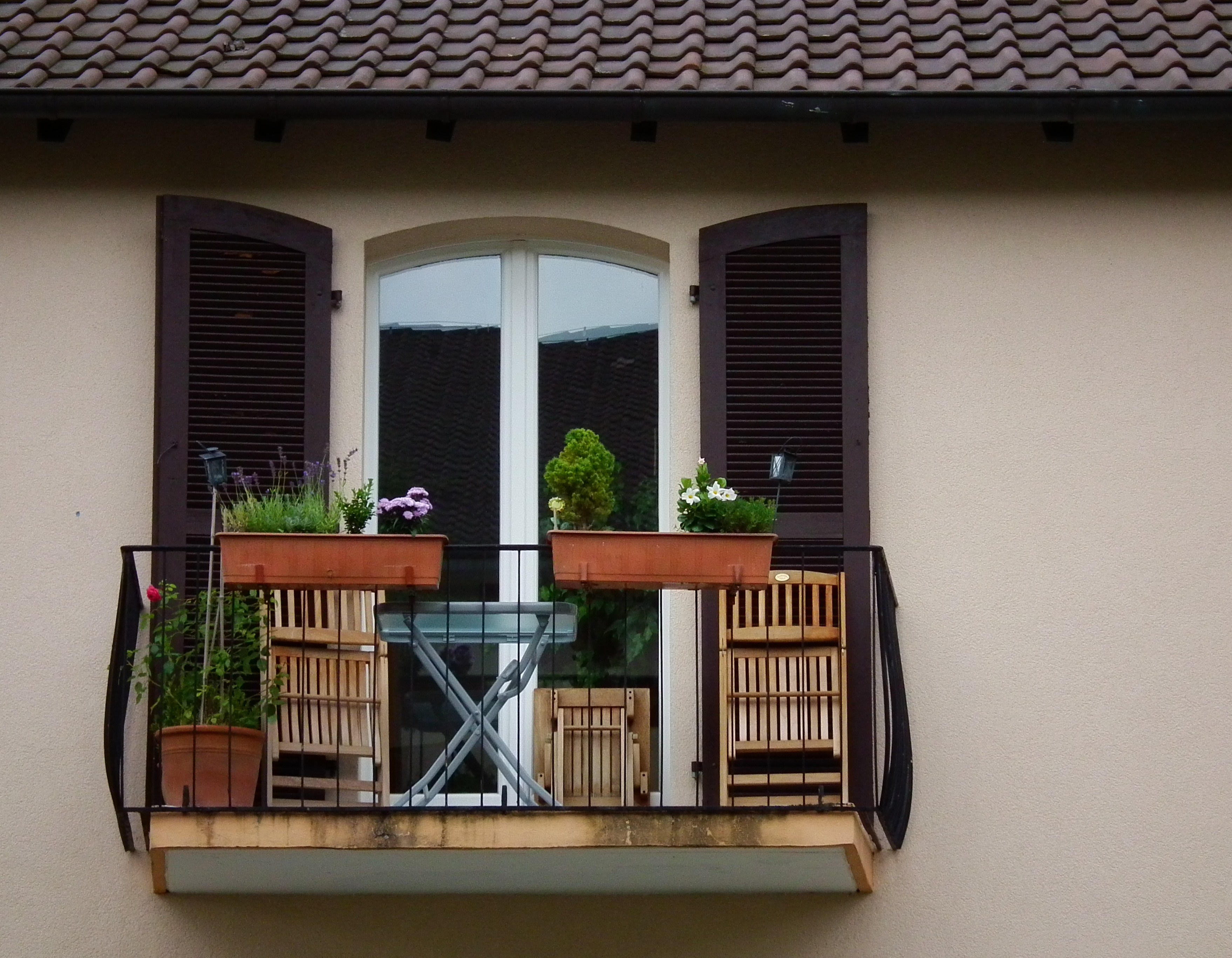 Deski Tarasowe Kompozytowe Stylowy Balkon Condor Biznes