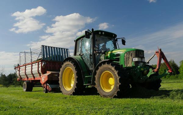 Przyczepy rolnicze nowe